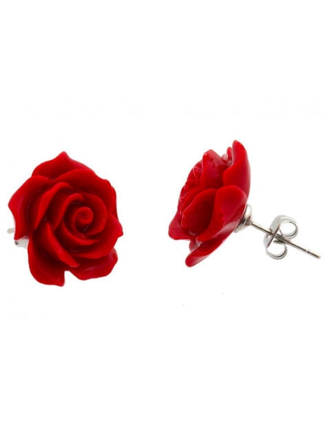 orecchini Sarda Arg rosa