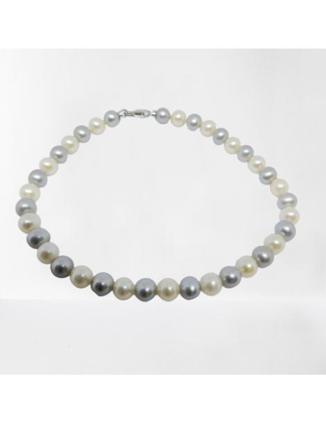 Bracciale Perle Naturali Miluna