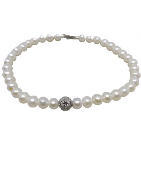 Bracciale Perle Miluna